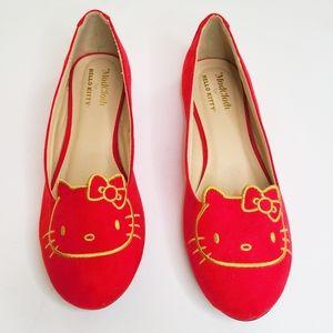 ModCloth for Hello Kitty Amble Ballet Flats NEW
